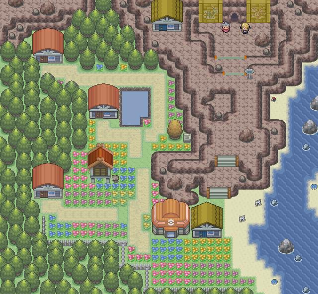 Pokémon-Map: Floryses^^