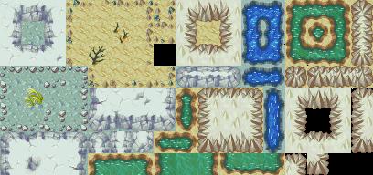 Pokémon-Tileset: pmd Tileset