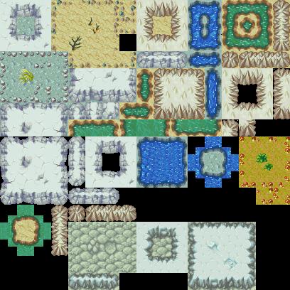 Pokémon-Tileset: PMD Tileset 1.1