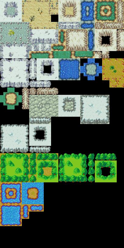 Pokémon-Tileset: PMD1.2