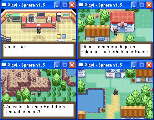 Pokémon-Map: PLAY IT!!!