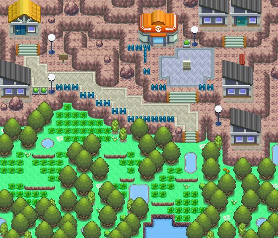 Pokémon-Map: Testmap