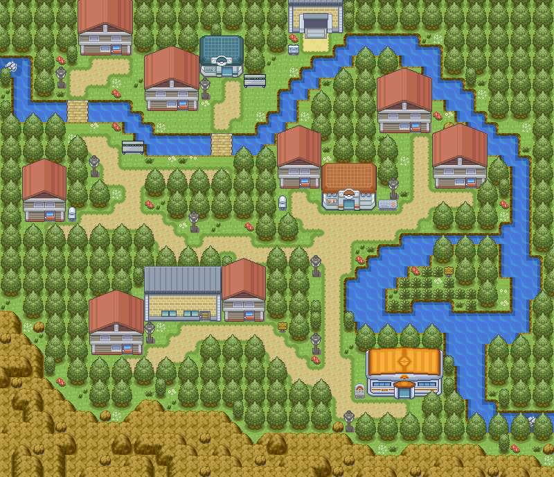 Pokémon-Map: Fettester Fail den ich mir (bis jezt) geleistet habe.