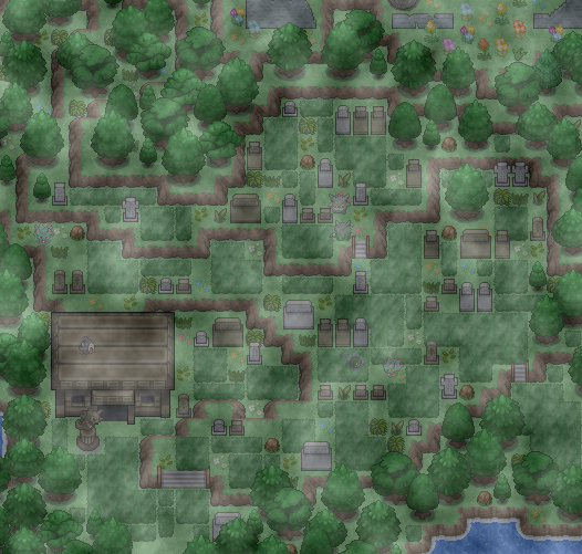 Pokémon-Map: Ghostyghosts