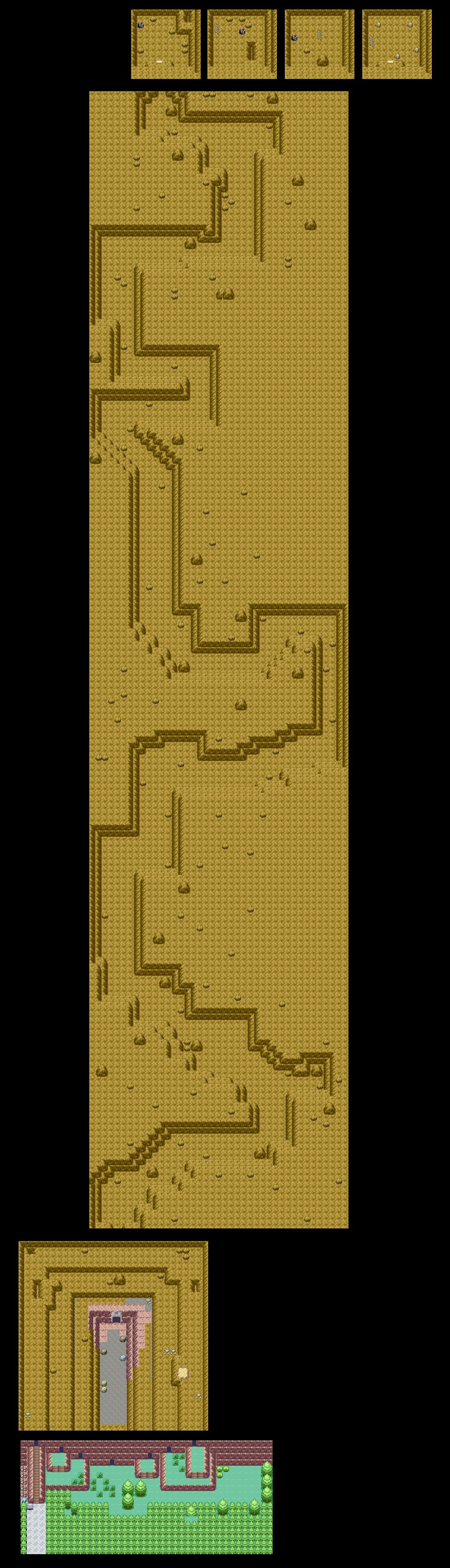 Pokémon-Map: Erste Mappingversuche 4