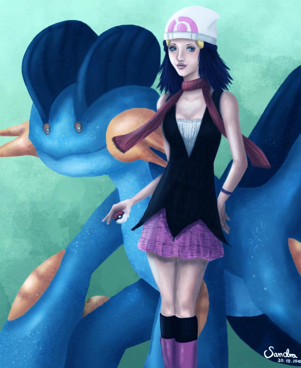 Pokémon-Zeichnung: The Beginning