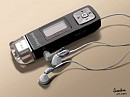 Stillleben Mp3-Player