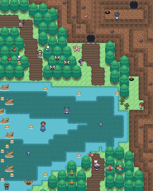 Pokémon-Map: Testmap für BW Tiles