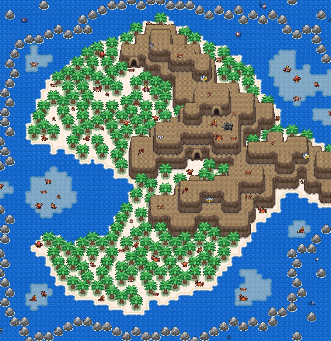 Pokémon-Map: craaaaaaabbbsss