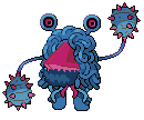 Pokémon-Sprite: verbesserte Version
