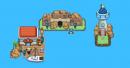 Kleine Inselgruppe