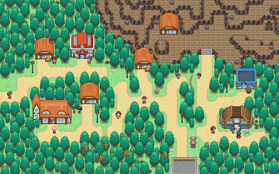 Pokémon-Map: Scaraba