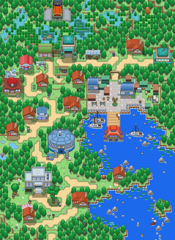 Pokémon-Map: Weideburg boomt!