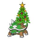 Weihnachtsbaum-Chelterrar