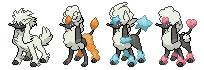 Pokémon-Sprite: Coiffwaff-Friseur