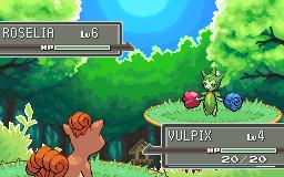 Pokémon-Fanart: Battle