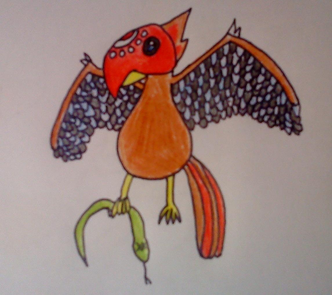 Pokémon-Zeichnung: Maelei^^