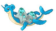 Pokémon-Pixelart: Lapras-Evo