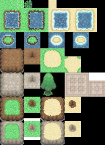 Pokémon-Tileset: Custom-Tileset 2.0