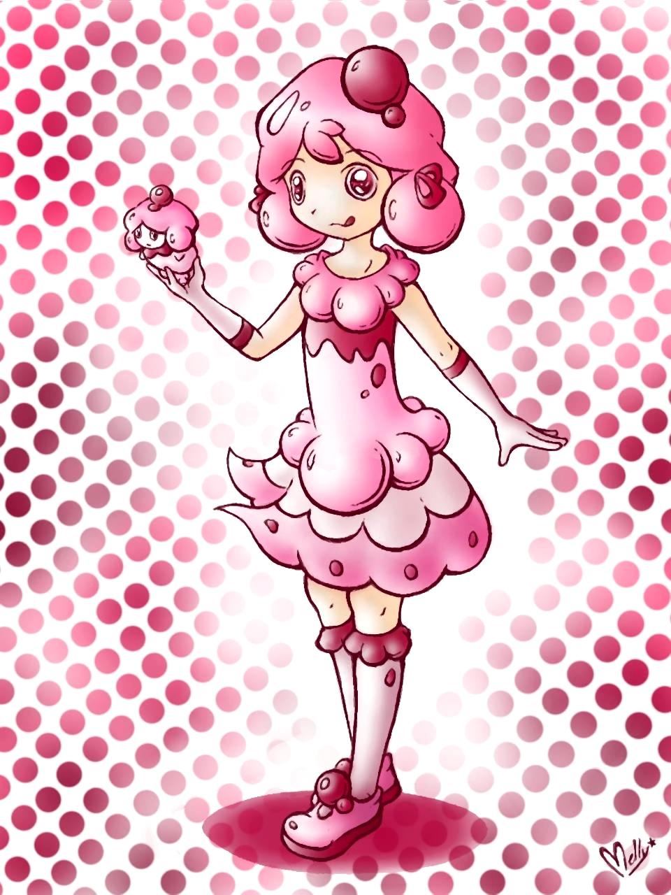 Pokémon-Zeichnung: mh lecker, Sabbaione :3