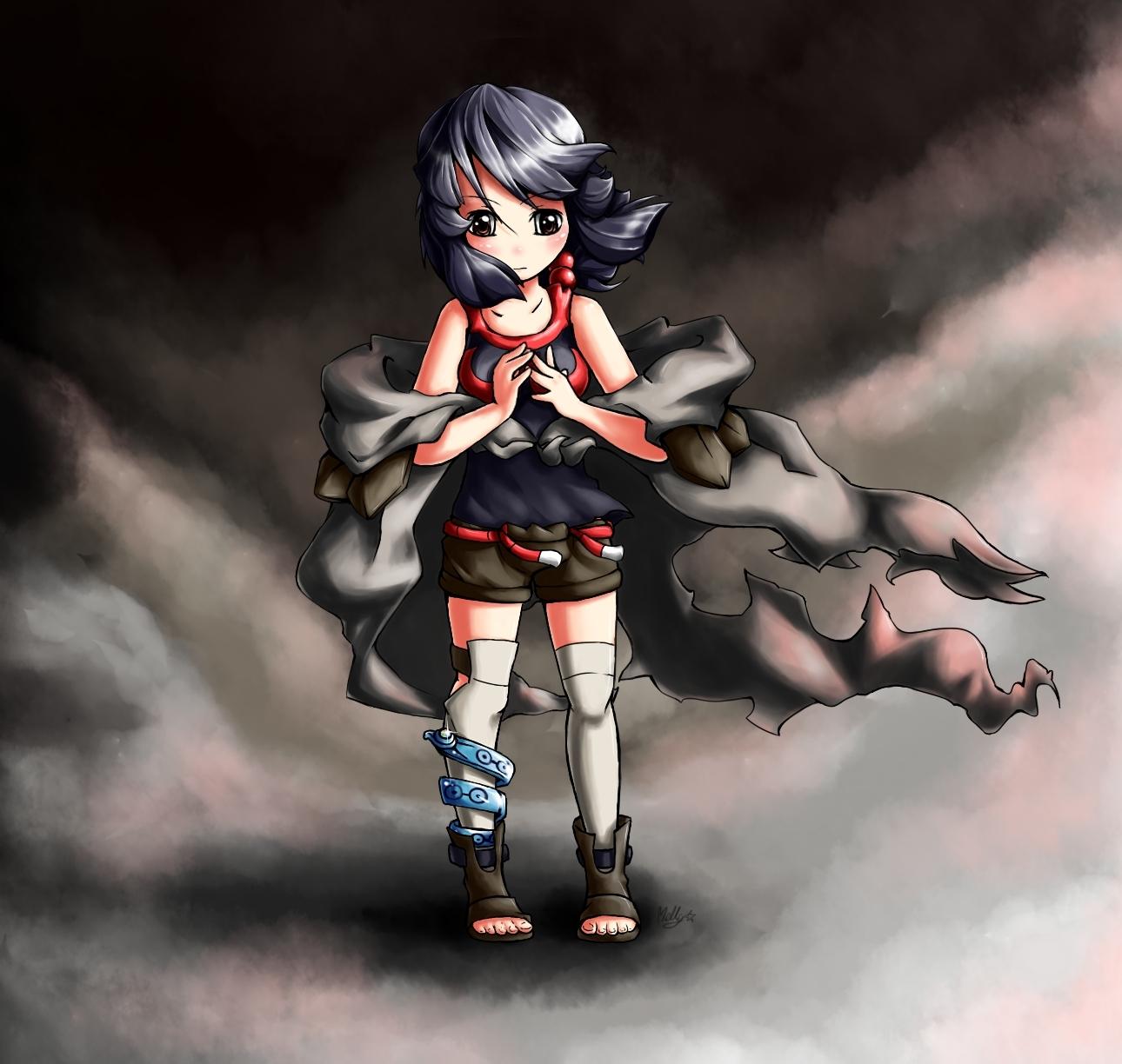 Pokémon-Zeichnung: Amalia