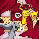 Pikachu vs Arceus