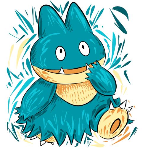 Pokémon-Zeichnung: Alles Gute, A16!