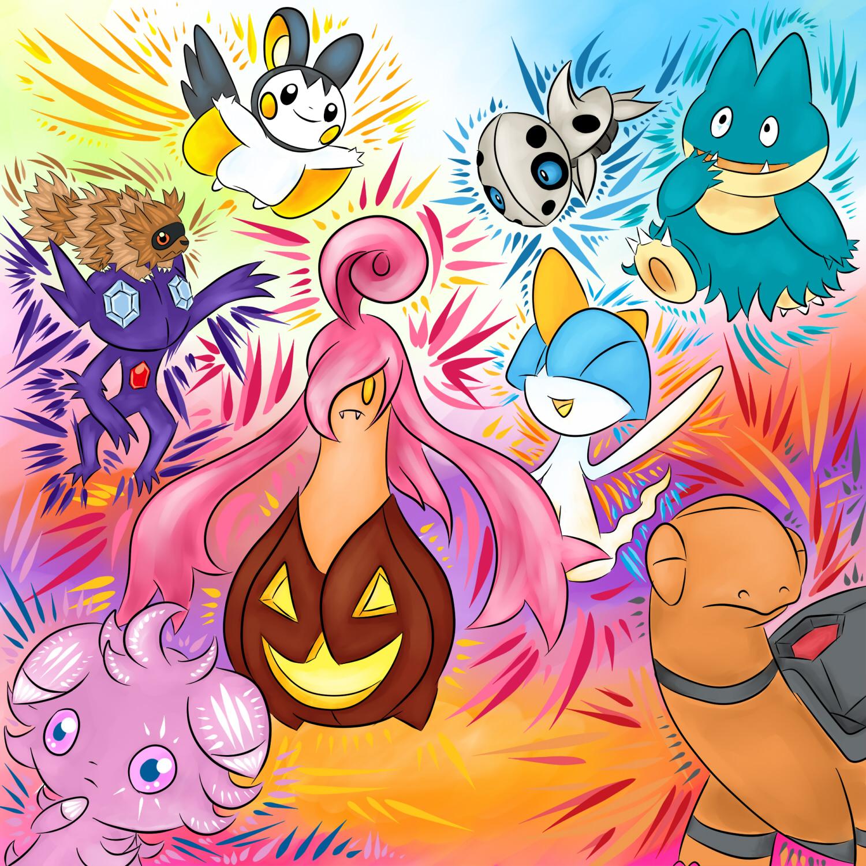 Pokémon-Zeichnung: 20.3. - nen kreativeren Titel gibt es hierfür nicht.