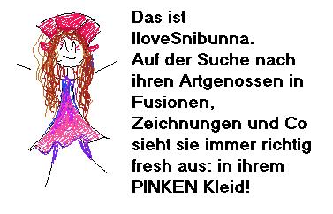 Pokémon-Pixelart: Das ist IloveSnibunna...