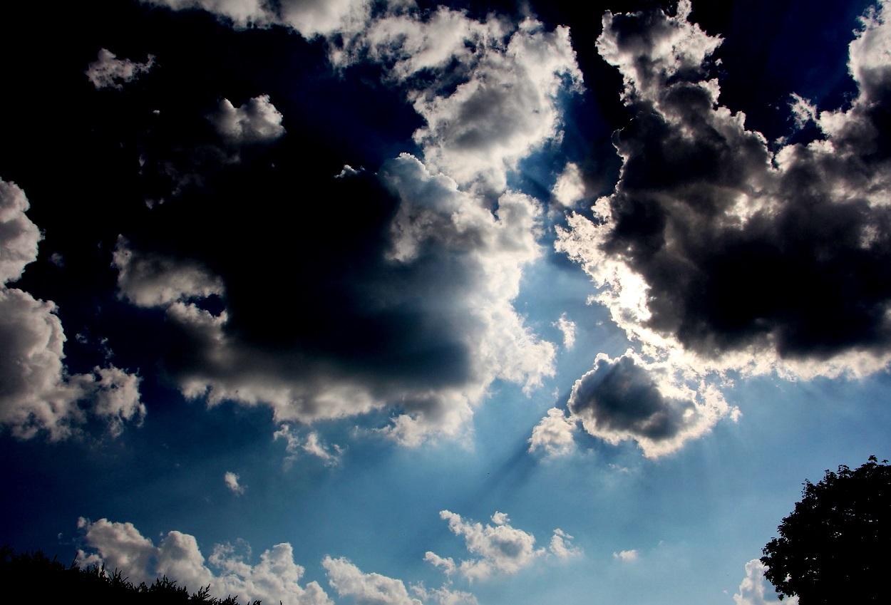 Foto: Noch mehr Wolkeeen ^_^