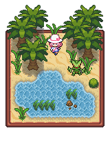 Pokémon-Map: Blubb