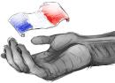 Ein Bild für Frankreich
