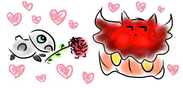 Pokémon-Zeichnung: ValenDIEnstag