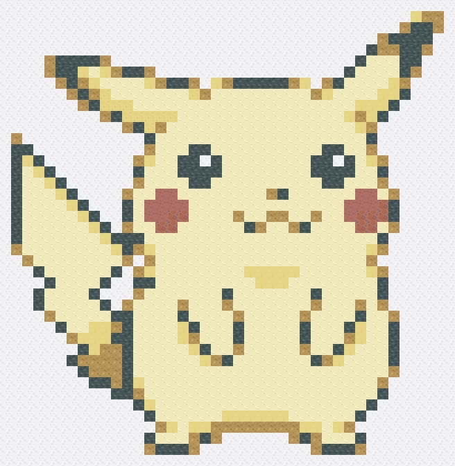 Pokémon-Map: Pikachuuuu Map