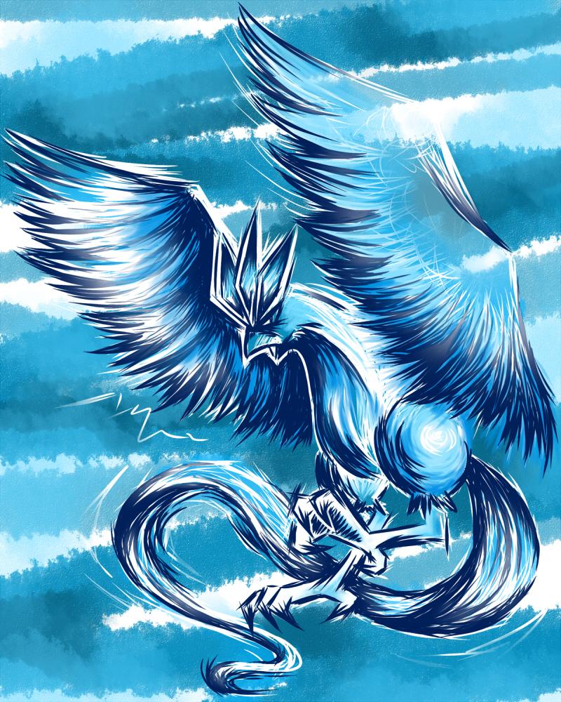 Pokémon-Zeichnung: I'm raiding I'm raiding