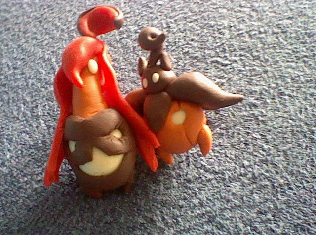 Pokémon-Fanart: es lebe der dsi