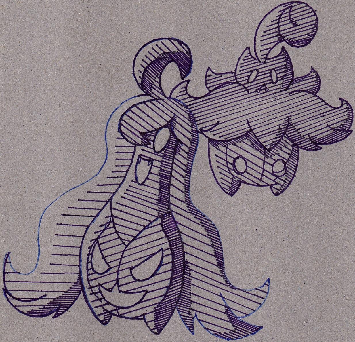 Pokémon-Zeichnung: (Name einfügen)