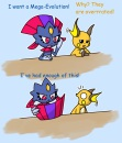 Weavile wants a Mega