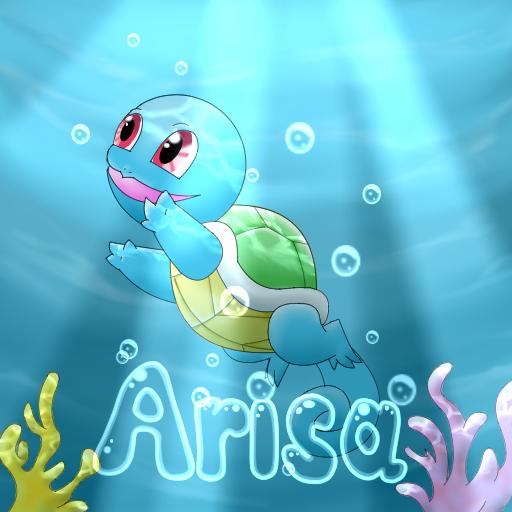Pokémon-Zeichnung: Avatar für Arisa