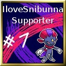 : Snibunna Supporter Avatar
