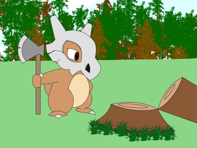 Pokémon-Zeichnung: Königreich PF 3