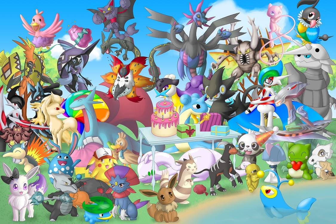 Pokémon-Zeichnung: Community-Bild