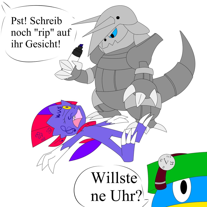 Pokémon-Zeichnung: Einreichung 34249