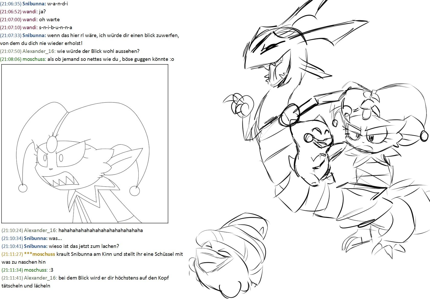 Pokémon-Zeichnung: Extra saugstark