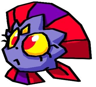 Pokémon-Zeichnung: Snibunna Krita