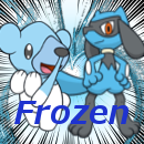 Riolu und Petznief