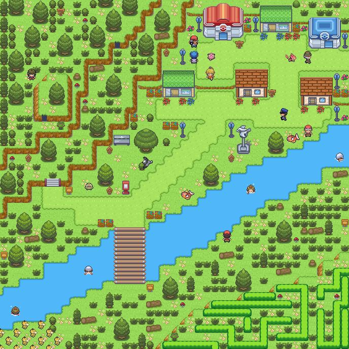 Pokémon-Map: Die beste Map aller Zeiten