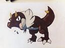 Chigorasu Zeichnung (Nintendostyle)