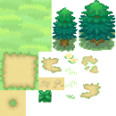 Pokémon BW2 Tileset V1