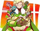 Inzes Gijinka Team (pokémon x)